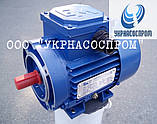 Электродвигатель АИР 100 L6 2,2 кВт 1000 об/мин, фото 3