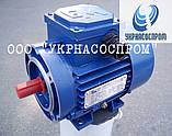 Электродвигатель АИР 71 В2 1,1 кВт 3000 об/мин, фото 3