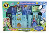 """Замок """"Frozen"""" детский музыкальный с мебелью SG-2993"""
