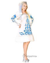 Карнавальний костюм Снігуронька Візерунок