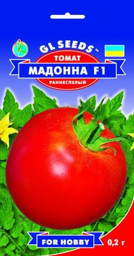 Семена Томат Мадонна F1  (0,2г) ТМ GL SEEDS  For Hobby