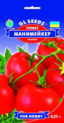 Семена Томат Манимейкер  (0,25г) ТМ GL SEEDS  For Hobby