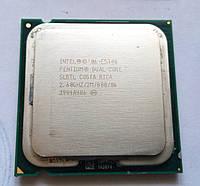 Процессор Intel Dual Core E5300 2M Cache, 2.60 GHz, 800 MHz FSB LGA775