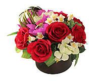 Букет из конфет Изящный сад,цветы из конфет