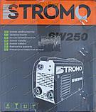 Зварювальний інвертор STROMO SW250, фото 2