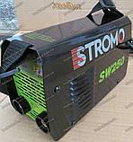 Зварювальний інвертор STROMO SW250, фото 9