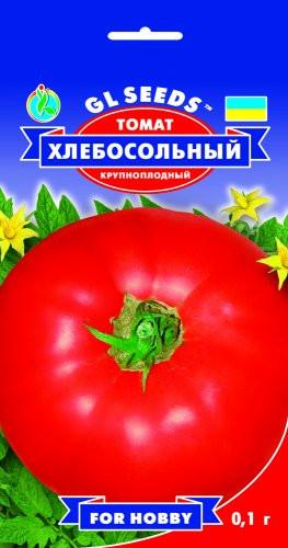 Семена Томат Хлебосольный  (0,1г) ТМ GL SEEDS  For Hobby
