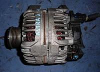 ГенераторOpelAstra J 1.4 Turbo 16V2009-Bosch 0124425084, 100A, 13284408 (мотор a14NET)