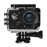 Экшн камера SJCAM SJ5000 PLUS (черная - black) - Новая ревизия процессор Ambarella