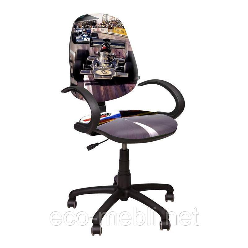 Дитяче поворотне крісло Дизайн Поло 50 / АМФ-5