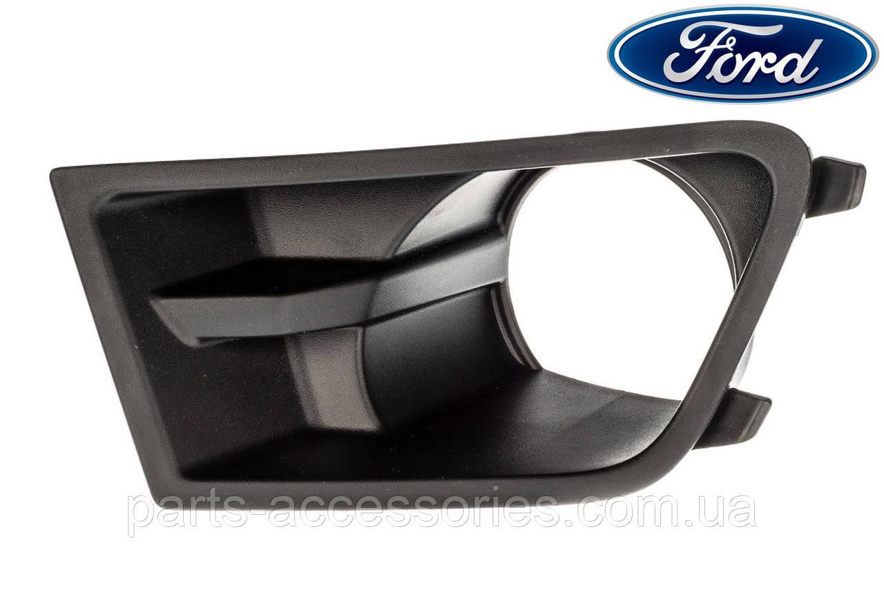 Ford Mustang 2010-12 решітка на туманку противотуманную фару права нова оригінальна