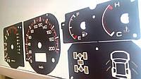 Шкалы приборов Mitsubishi Pajero 3, фото 1