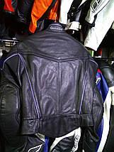 Мото куртка б/у кожа женская GERICKE, фото 3