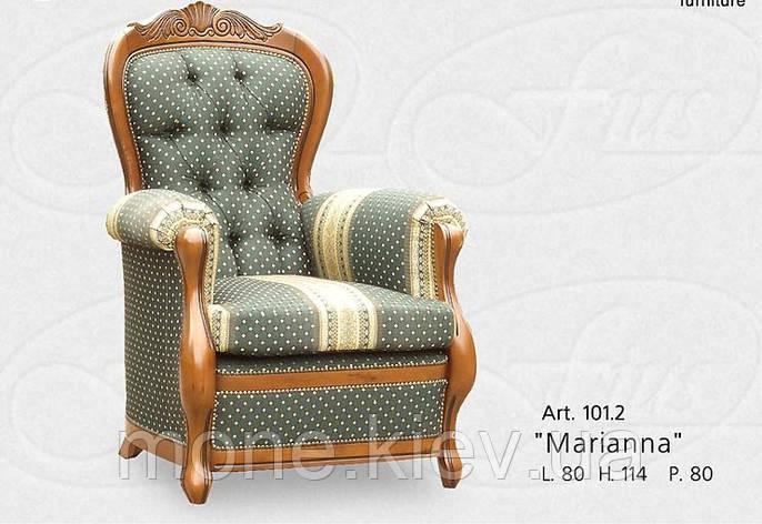 """Кресло """"Марианна"""" , фото 2"""
