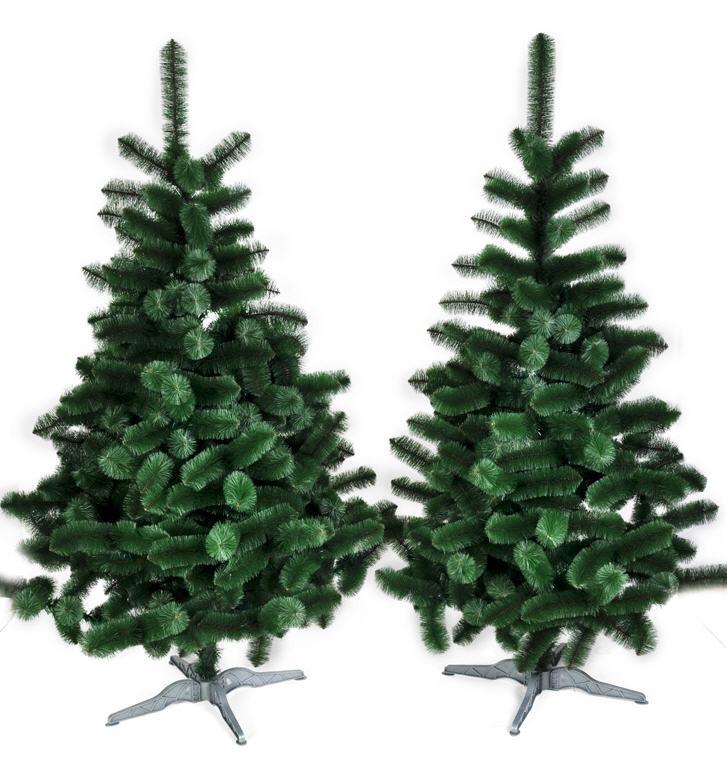 Искусственная елка 0,9 метра (сосна крымская) темно-зеленая