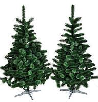 Искусственная елка 1,3 метра (сосна крымская) темно-зеленая