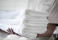 Махровое полотенце белое 50х90 LOTUS  VAROL 16/450 г/м2