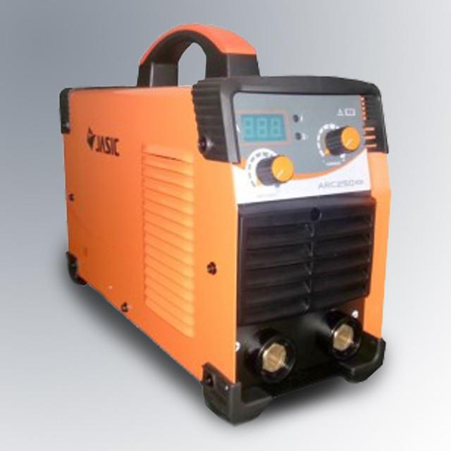 Інвертор зварювальний ARC 250+TIG Jasic (Z227) 3-х фазний