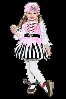 Детский карнавальный костюм ПИРАТКА код 2043