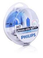 Комплект галогенних ламп h7 Philips Diamond Vision 12972 DV S2