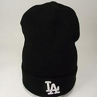 Молодежная шапка с логотипом