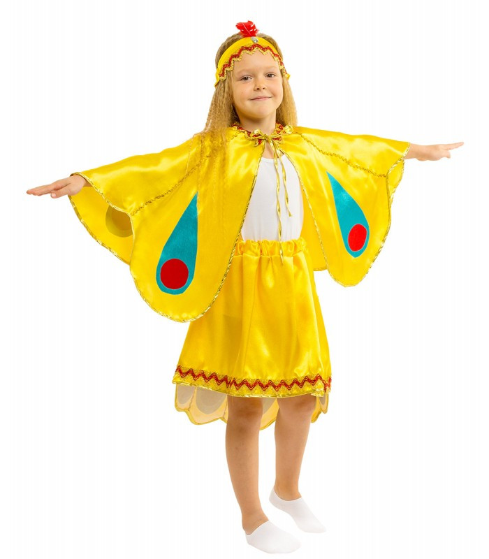 Карнавальный костюм Жар-птица оптом 7 км