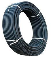 Труба полиэтиленовая d-25мм, ПЭ100, ПЭ80