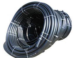 Труба полиэтиленовая d-63мм ПЭ80, ПЭ100