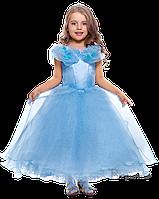 Детский карнавальный костюм Принцесса Золушка Код 2002