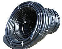 Труба полиэтиленовая d-75мм ПЭ80, ПЭ100