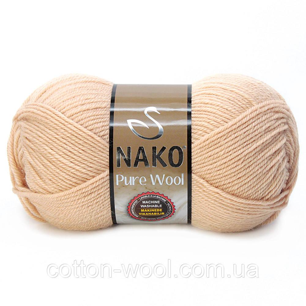 Nako Pure Wool (Нако Пур вул) 100%шерсть  219