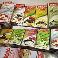 Шоколад без сахара Torras (100гр)