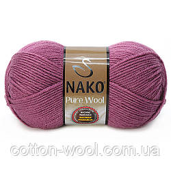 Nako Pure Wool (Нако Пур вул) 100%шерсть  569