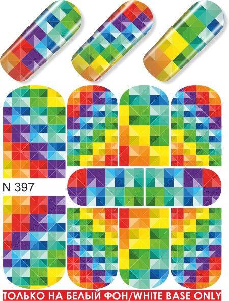 Слайдер N 397 Абстракция