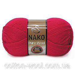 Nako Pure Wool (Нако Пур вул) 100%шерсть 6814