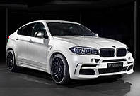 Тюнинг обвес BMW X6 f16 Hamann wide body