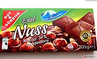 Шоколад Edel Nuss (200 гр)