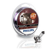 Лампа PHILIPS H7 (55+60%) 12972 VP C2