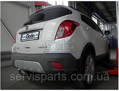 Фаркоп Chevrolet Tracker 2013- (Шевроле Трекер) оцинкований