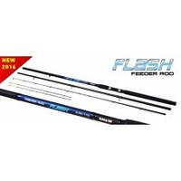 "Удилище Fishing ROI ""Flash"" Fiberglass Feeder Rod LBS9008 40-110g 3.0m+3tips (M24)"