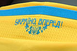 Игровая клубная футболка  сборной Украины Adidas FFU Home Jersey, фото 3