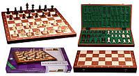 Шахматы деревянные турнирные N5 махагон Арт. 2055