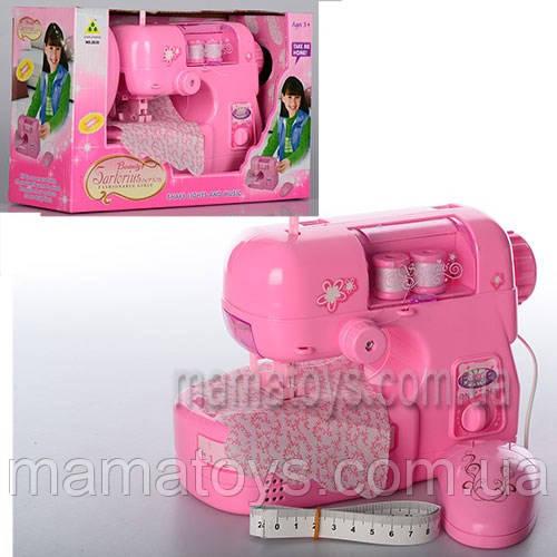 Швейная машинка 2030 Игрушка. 20-14,5-9 см, шьет, педаль