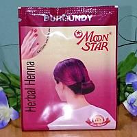 """Хна для волос темно-красная """"Мун Стар"""", 10 гр, производитель """"Изук Импекс"""""""