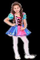 Детский карнавальный костюм Принцесса Анна Холодное серце Код. 2085