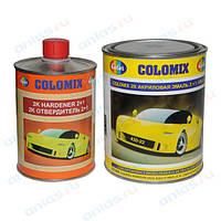 Акриловая эмаль Colomix 2+1, 1,5л