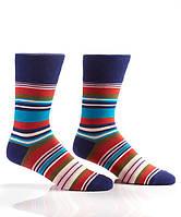 Мужские яркие носки YOsox на подарок креативнные