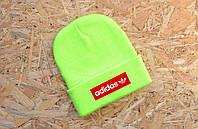 Модная яркая шапка адидас,Adidas