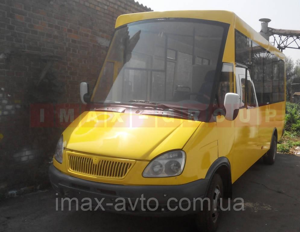 Капитальный ремонт кузова автобуса Рута