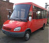 Восстановительный ремонт кузова автобуса Рута, фото 1